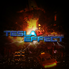 Tesla Effect: A Tex Murphy Adventure Box Cover