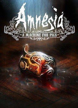 Amnesia: A Machine for Pigs Box Cover