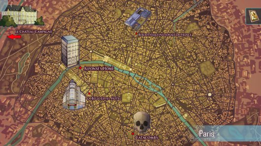 Moebius: Empire Rising Screenshot 4