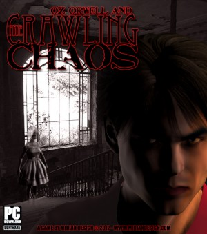 Oz Orwell and the Crawling Chaos Box Cover