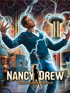 Nancy Drew: The Deadly Device Box Cover