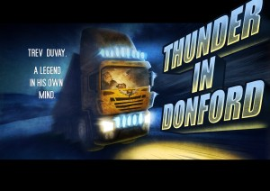 Thunder in Donford Box Cover