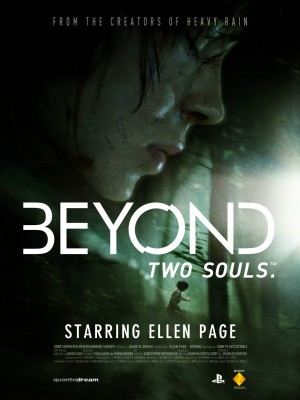 BEYOND: Two Souls - Cover art