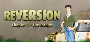 Reversion: Chapter 1 - The Escape Box Cover