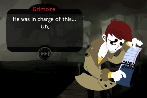 'Detective Grimoire - Screenshot #6