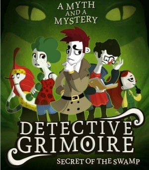 Detective Grimoire Box Cover