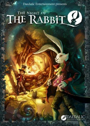 Night of the Rabbit,The - Cover art