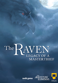 The Raven: Legacy of a Master Thief - Chapter One: The Eye of the Sphinx Box Cover