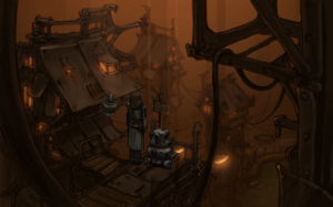 'Primordia - Screenshot #5