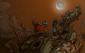'Primordia - Screenshot #4