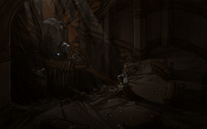 'Primordia - Screenshot #3