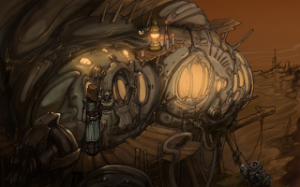 'Primordia - Screenshot #2
