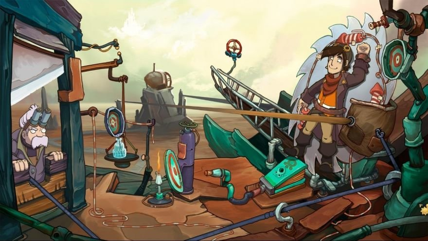 Chaos on Deponia Screenshot 30614
