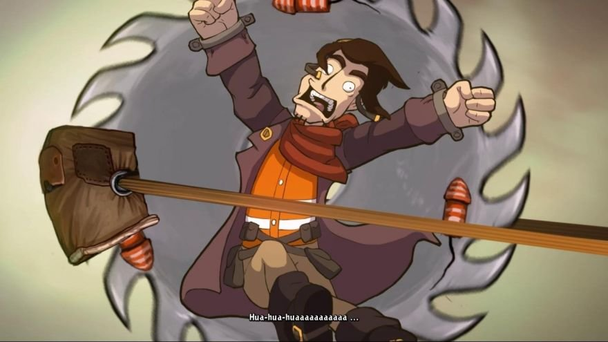 Chaos on Deponia Screenshot 30613