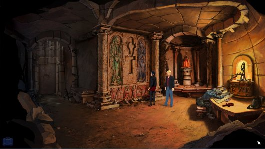 Broken Sword 5: The Serpent's Curse Screenshot 1