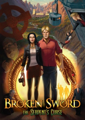 Broken Sword 5: The Serpent's Curse Box Cover