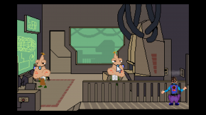 'Captain Disaster in Death Has a Million Stomping Boots - Screenshot #1