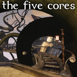 The Five Cores Box Cover