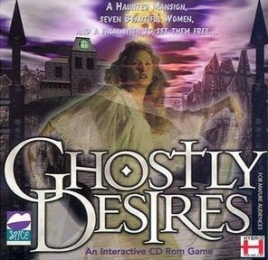 Ghostly Desires - Cover art