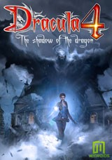 Dracula 4: The Shadow of the Dragon - Cover art