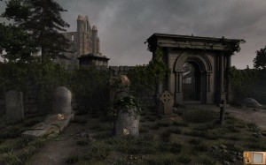 'Dracula 4: The Shadow of the Dragon - Screenshot #1