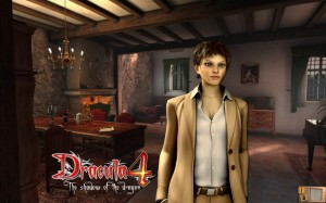 'Dracula 4: The Shadow of the Dragon - Screenshot #8
