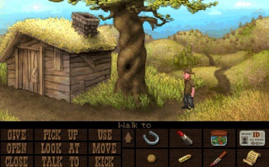 Fester Mudd: Curse of the Gold - Episode 1: A Fistful of Pocket Lint Screenshot 4