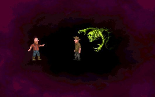 Fester Mudd: Curse of the Gold - Episode 1: A Fistful of Pocket Lint Screenshot 3