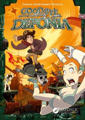 Goodbye Deponia Box Cover