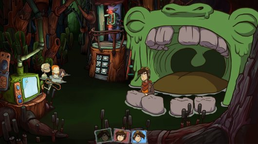 Goodbye Deponia Screenshot 8