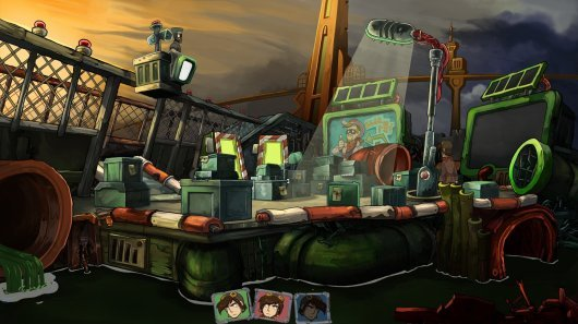 Goodbye Deponia Screenshot 10