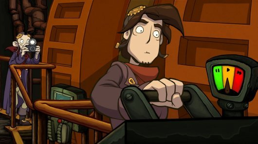 Goodbye Deponia Screenshot 6