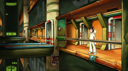 Goodbye Deponia Screenshot 5