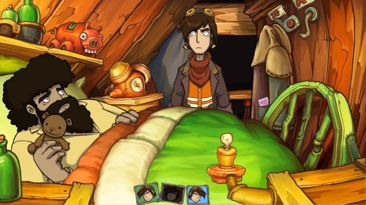 Goodbye Deponia Screenshot 3