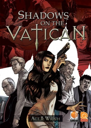 Shadows on the Vatican: Act II - Wrath Box Cover