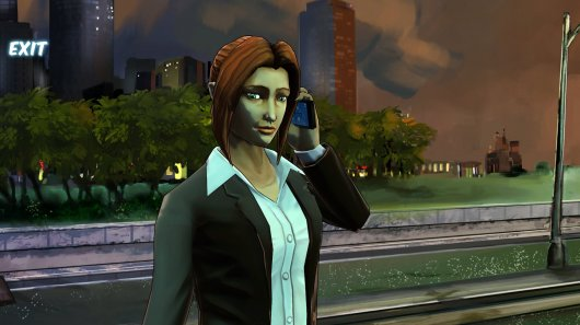Cognition: An Erica Reed Thriller - Episode 2: The Wise Monkey Screenshot 4