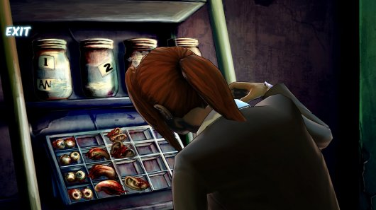 Cognition: An Erica Reed Thriller - Episode 2: The Wise Monkey Screenshot 3