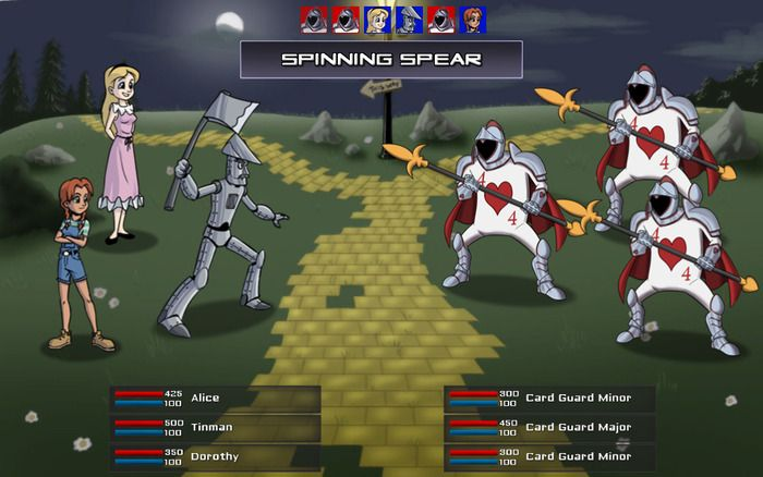 The Red Queen of Oz: The Two Fates Screenshot 31676