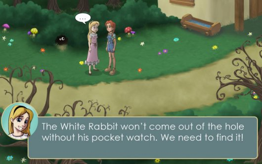 Red Queen of Oz: The Two Fates, The Screenshot 2
