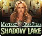 Mystery Case Files: Shadow Lake - Cover art