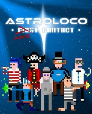Astroloco: Worst Contact - Cover art