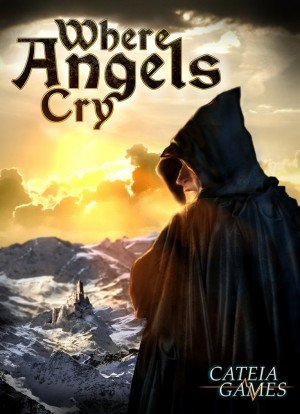 Where Angels Cry - Cover art