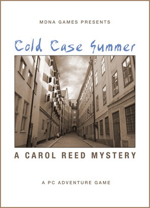 Cold Case Summer - Cover art
