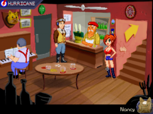 'Johnny Hurricane and the Pirates of the Third Reich - Screenshot #2