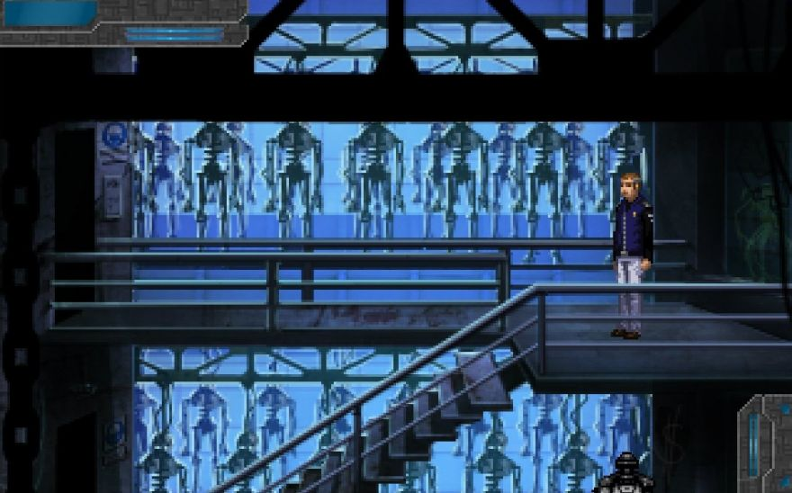 Technobabylon Screenshot 57386