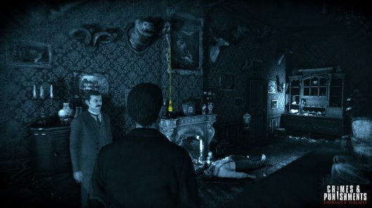 Screenshot for Sherlock Holmes: Crimes & Punishments 4