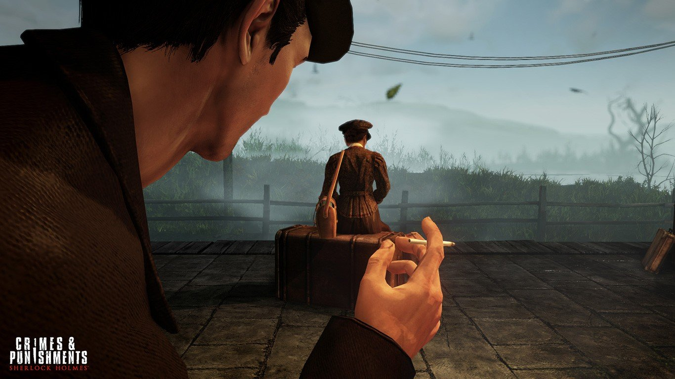 Sherlock Holmes: Crimes & Punishments review | Adventure Gamers