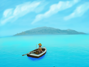 'The Old Man and the Sea - Screenshot #4