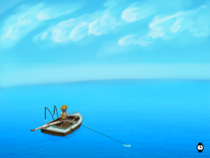 'The Old Man and the Sea - Screenshot #2