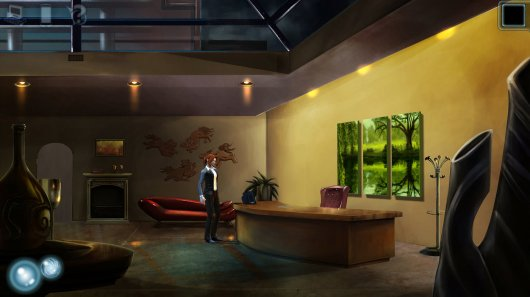 Cognition: An Erica Reed Thriller - Episode 3: The Oracle Screenshot 1